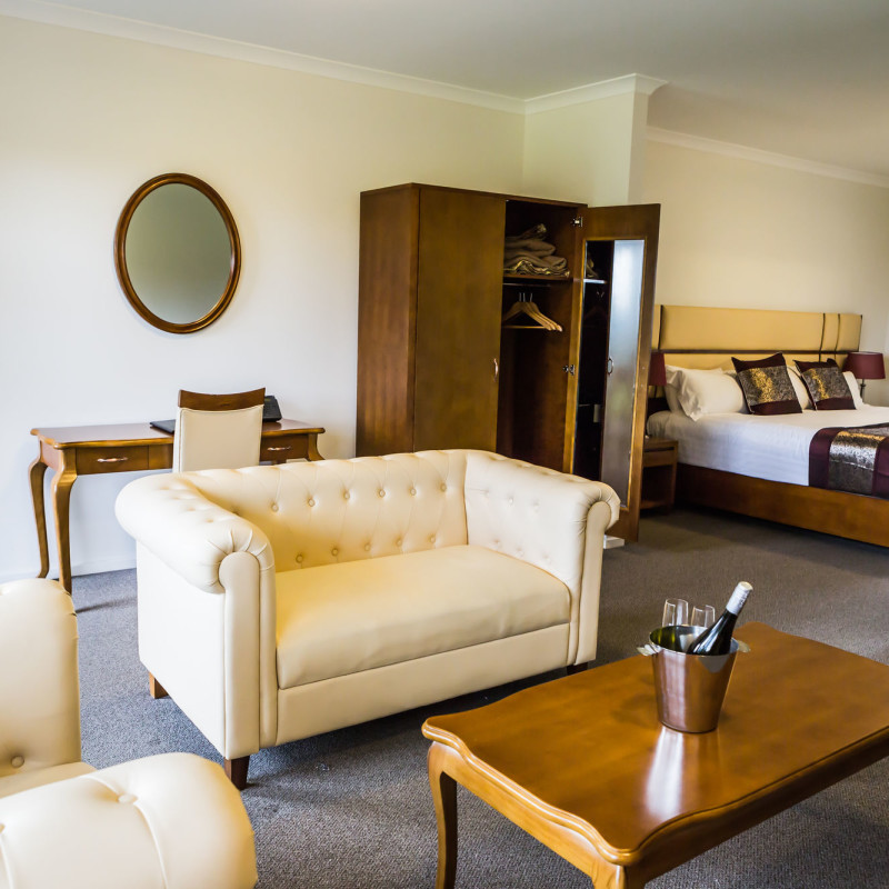 foothills conference centre accommodation executive room