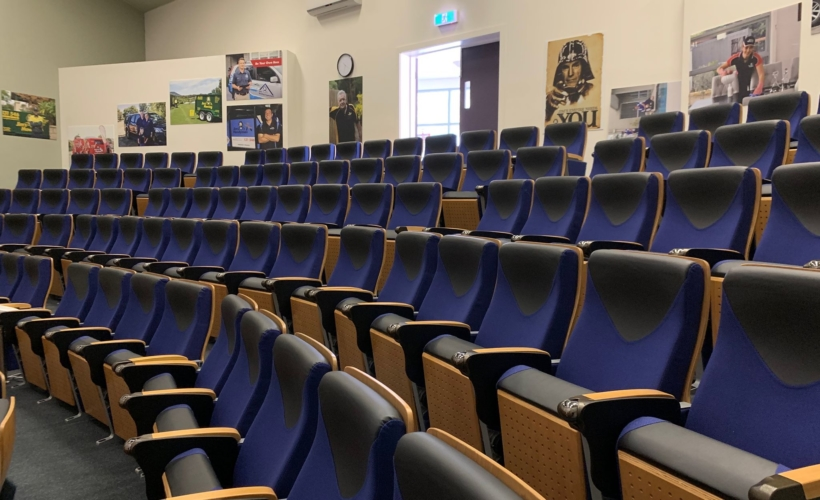 foothills conference centre red gum lecture theatre