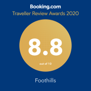 foothills conference centre booking.com award