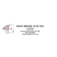 Knox Bridge Club Inc